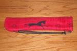 red-horse-flute-bag