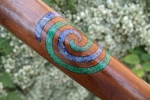 Double Spiral & Feather 1